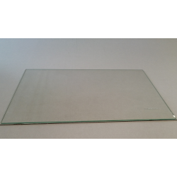Grūdinto stiklo lentyna FR šaldytuvo modeliui D059010-00-1