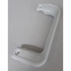 Rankena balta, plastikinė D253121-O