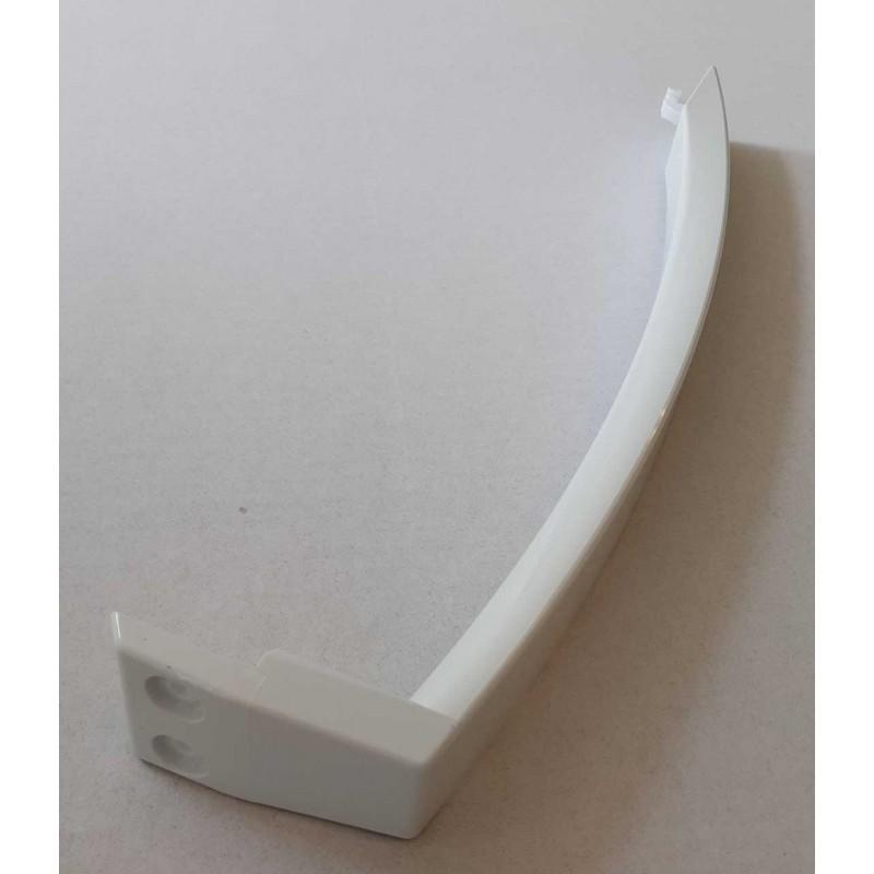 Rankena balta, prisukama 2 varžteliais, plastikinė D253139-O