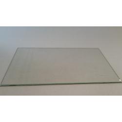 Grūdinto stiklo lentyna RF ant vaisių vonelės seno dizaino šaldytuvo modeliui D059006-00