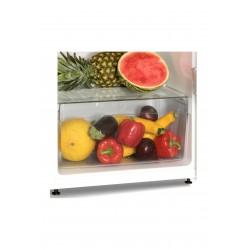 FR24SM-PRC30E3 šaldytuvas su šaldikliu viršuje Snaigė Retro FR24SM-PRC30E300ADS6XSN0X