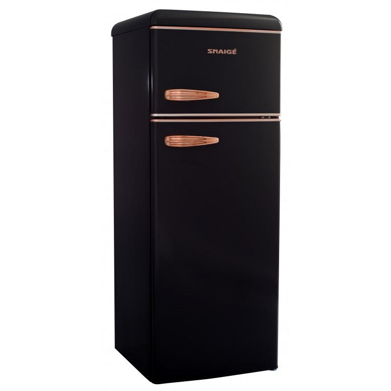 FR24SM-PRJC0E3 šaldytuvas su šaldikliu viršuje Snaigė Retro Copper FR24SM-PRJC0E300ADS6XSN0X